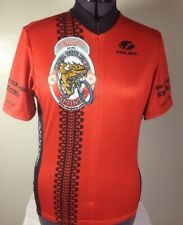 Voler Cycling Jersey Size Medium Sedona OTE Sports Over The Edge Orange