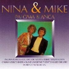 Nina & Mike Paloma blanca (1996) [CD]