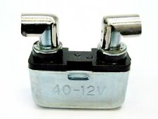 Buick Cadillac 12V 40A ACG Amp Glass Fuse Clip Type Circuit Breaker 1955-1985