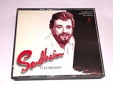 Sondheim: A Celebration 2 CD set Varese Sarabande 1996 USED