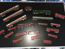 Konvolut  Fleischmann, Piko, Trix, Märklin mit Lokomotiven H0 1:87