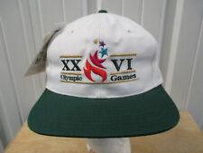 VINTAGE THE GAME ATLANTA OLYMPICS XXVI 1996 SEWN SNAPBACK HAT CAP NEW W/ TAGS
