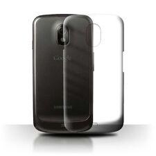 Fundas y carcasas de plástico de color principal transparente para teléfonos móviles y PDAs Google
