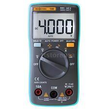 RM100 LCD Digital Multimeter DMM DC AC Voltage Current Meter 4000 Counts L5T1