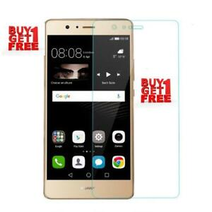 Real LCD Tempered Glass Screen Protector For ALL HUAWEI p8 p9 p10 phone Bundle