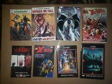 Marvel TPB HC Lot Ultimate Comics Avengers Wolverine Uncanny X-Men Onslaught