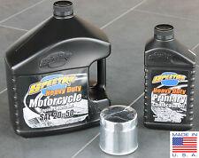 Kit Cambio Olio Completo Per Harley-Davidson Sportster Oil Change Kit