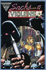 Sachs & Violens #2 1994 Peter David George Perez Marvel Epic Comics