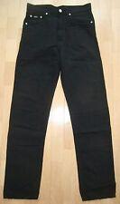 Hugo Boss Jeans Pantalon Lin ALABAMA noir w31 l34 (confection 98) * Top *