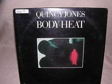 Quincy Jones Body Heat A & M Records SP 3617
