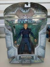 Star Trek Nemesis SHINZON w/Reman Dagger Art Asylum, New & Sealed E7