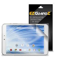 "3X EZguardz LCD Screen Protector Skin HD 3X For Insignia Flex Elite 7.85"" Tablet"