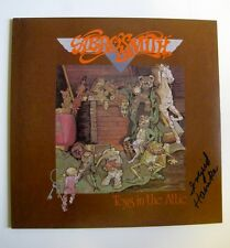 AEROSMITH TOYS IN THE ATTIC RECORD STORE DAY 180 GRAM LP VINYL SIGNED BY ARTIST