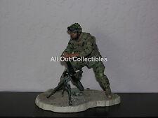 Mcfarlane Military LOOSE Marine Corps Mortar Loader Black