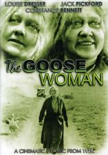 The Goose Woman [New DVD] Black & White, Silent Movie