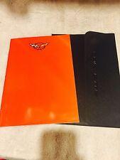 1998 Chevrolet Corvette Dealer Catalog
