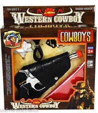 Cow Boy Sceriffo Set Pistola Stella cintura