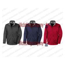 Result Raincoats Zip Neck Coats & Jackets for Men
