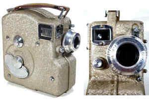Camera 9,5 mm CAMEX