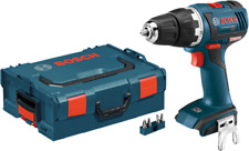 Bosch DDS182 18V EC Brushless Compact Tough 1/2 In. Drill/Driver w/L-BOXX-2 Case
