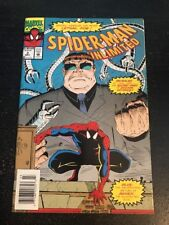 Spider-Man Unlimited#3 Incredible Condition 9.0(1993) Lim Art!!