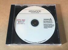 Kenwood KPG-56D Version 4.22 Programming Software TK-860G TK-260G TK-270G TK-272
