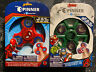 Lot Of 2 Marvel Avengers Zuru Fidget Spinners Spiderman And Hulk FREE S&H (NEW)