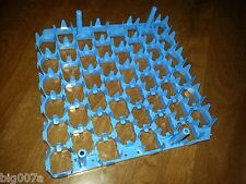 6 Pack Stabil 48 Universal Chicken Egg Trays. Heavy Duty GQF Incubator Tray