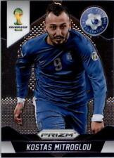 2014 Panini Prizm World Cup #102 Kostas Mitroglou - Greece - Base Card