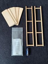 IKEA Mini IVAR Regal (Miniatur, Puppenstube, Sammlerstück) im Maßstab 1:6