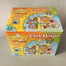 2006# EPOCH vintage Hamtaro Hamster CLUBHOUSE CLUB HOUSE PLAYSET#NIB