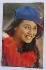Indian BOLLYWOOD Sexy actress RANI MUKHERJEE celebrities ACTRESS