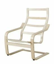 NEW IKEA POANG Birch Veneer Armchair Beige FRAME Chair *NO CUSHION*  POÄNG