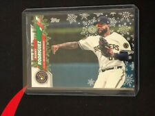 2020 Topps Holiday Ronny Rodriguez   L82