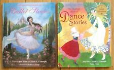 Lot 2 Barefoot Book of BALLET & DANCE STORIES Jane Yolen Rebecca Guay HB VGC L1
