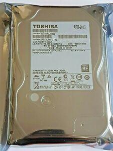 "500GB SATA Toshiba DT01ACA050 HDKPC05A0A02 S 7200rpm 32MB HDD 3.5 "" Festplate"