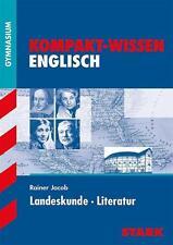 Englische Schulbücher fürs Abitur auf Deutsch
