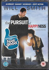 THE PURSUIT OF HAPPYNESS GENUINE R2 DVD WILL SMITH THANDIE NEWTON NEW/SEALED