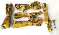 New Orleans Saints 1235 Sunglass Holders Fits All Glasses 5pcs. USA