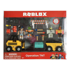 Roblox Operation TNT PVC Action Figure Toys Vehicle Playset New in Box