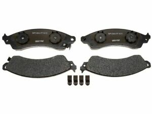 For 1999-2000 Shelby Series 1 Brake Pad Set Front Raybestos 88232GB