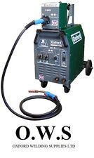 Oxford MIG Welder S-MIG Single Phase - 330-1 Machine c/w Torch,Reg + Earth Lead
