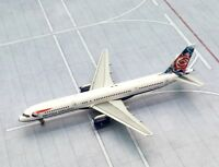 NG model 1/400 British Airways Boeing 757-200 G-BIKB Chelsea Rose miniature