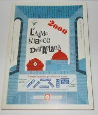 L'ALMANACCO DELL'ALTANA 2000 GIUSEPPE DALL'ONGARO, DONATA APHEL