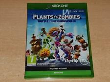 Plantas Vs Zombies batalla por neighborville Xbox ** GRATIS UK FRANQUEO ** One