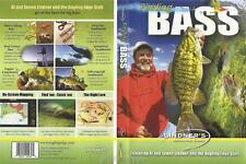 Lindner Largemouth Smallmouth Bass Fishing Finding Bass DVD NEW