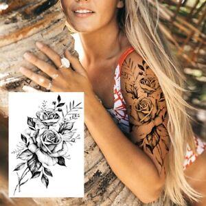 Blumen arm tattoo frauen Unterarm Tattoo