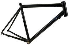 700c Bicycle Black Aluminium Alloy Frame Road Race Fixi Cyclo Bike Frames 58cm
