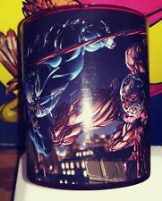 Venom And Carnage Fight Glass Coffee Mug
