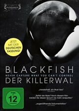 DVD * BLACKFISH - DER KILLERWAL - NEVER CAPTURE WHAT YOU CAN'T CON.. # NEU OVP %